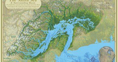 Why the Salish Sea Gazette?
