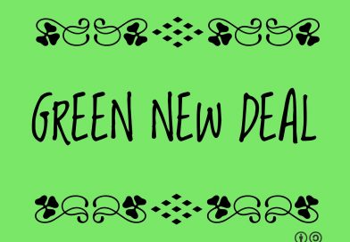 The Green New Deal and Publicly Owned Fiber-Optic Networks